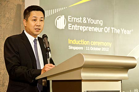 Ernst & Young MAX LOH