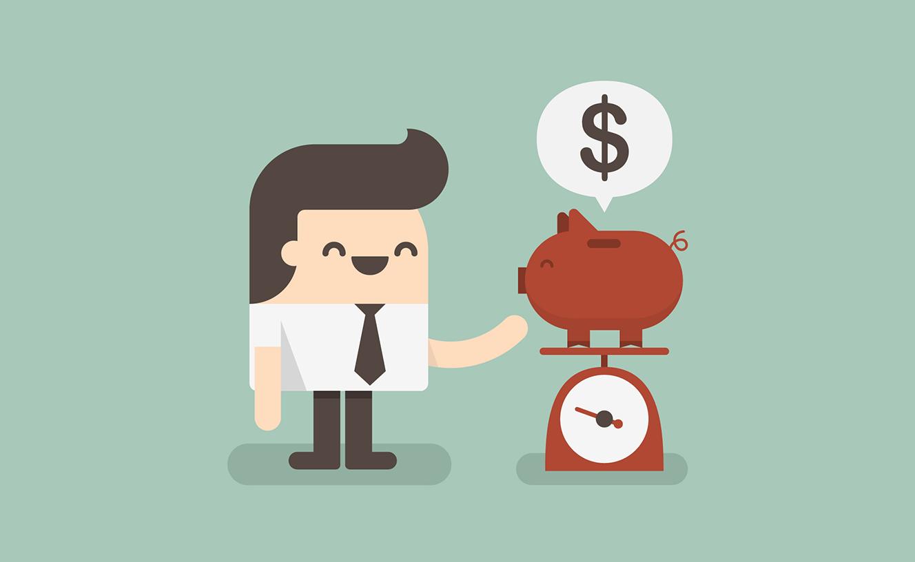 Payroll Outsourcing - Man Weigh Money