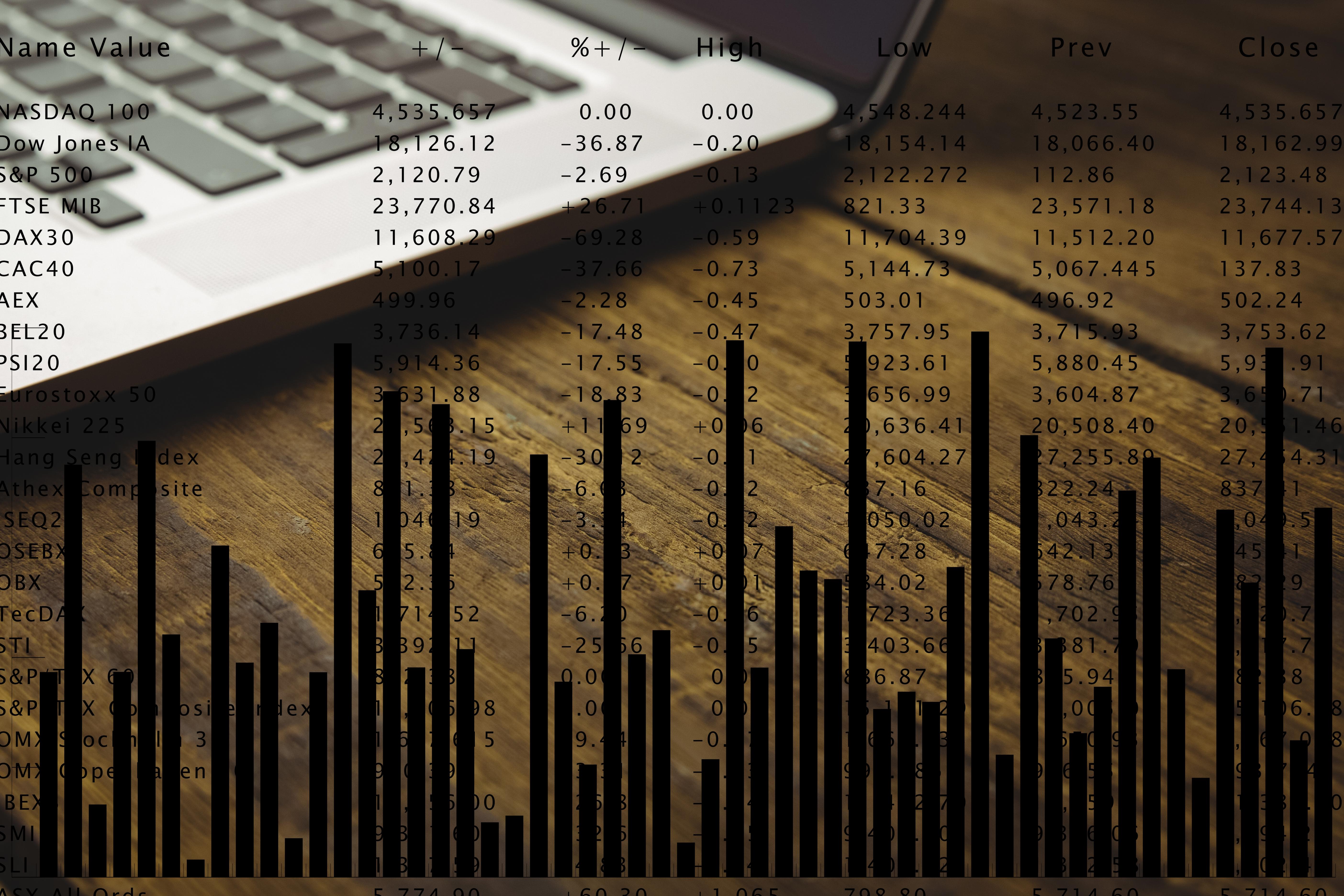 charts of accounts