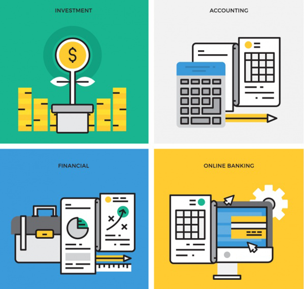 accounting-investment-financial-online banking