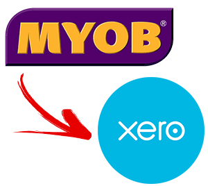 myob to xero conversion in Singapore